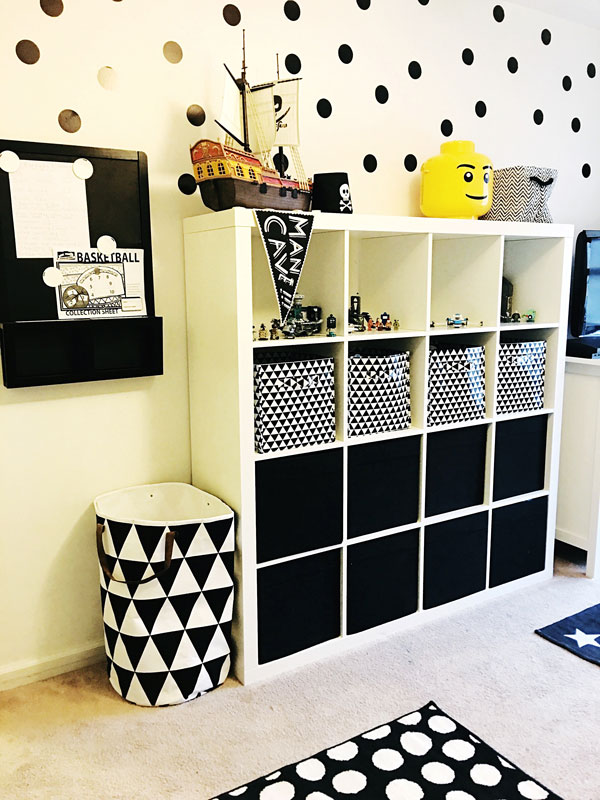 Black And White Boy S Room Inspiration Fashionavemom