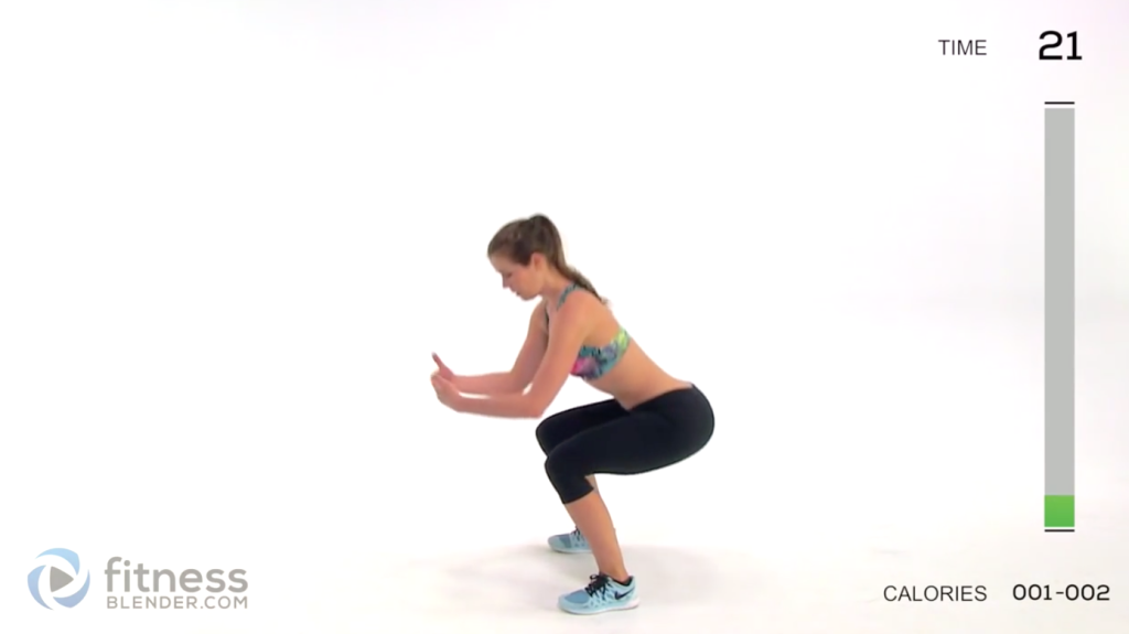 Fitness Blender Butt Workout