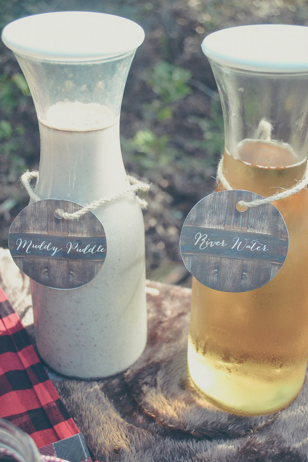 woodland-party-drinks