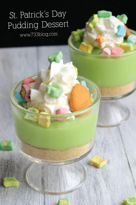 733blog Pudding Dessert