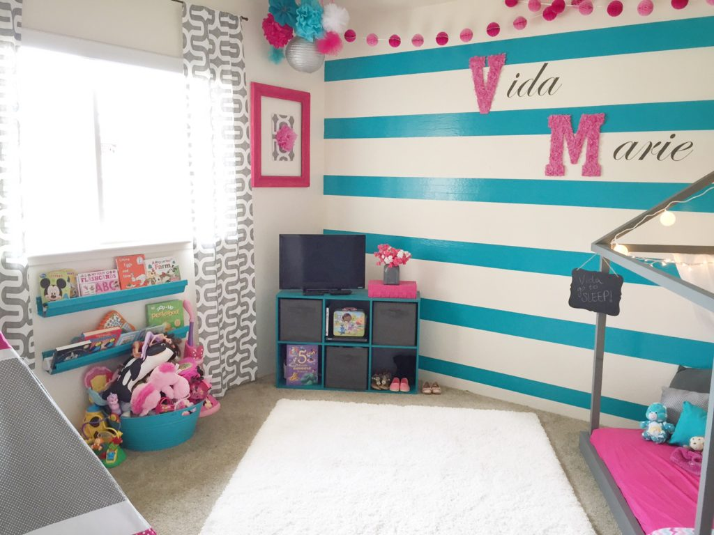 DIY Toddler Room